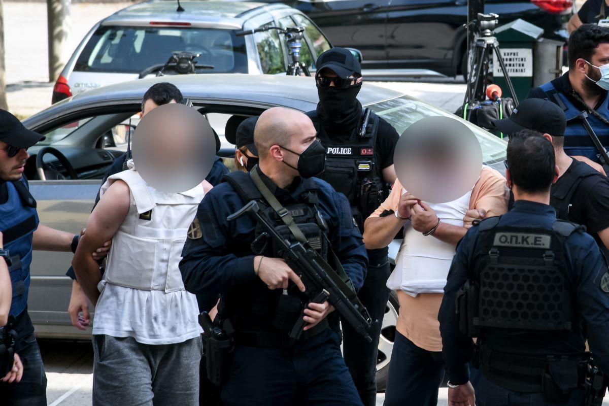 Στον εισαγγελέα ο βιαστής της καθαρίστριας στα Πετράλωνα