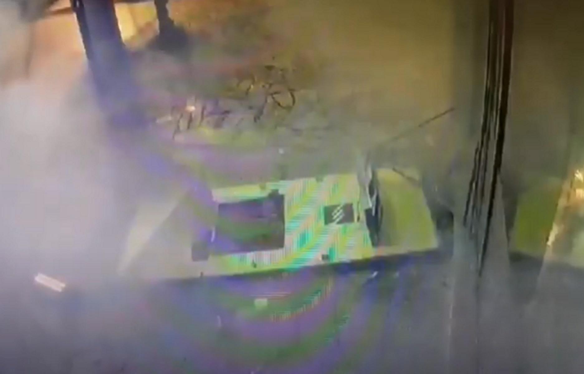Κέρκυρα: Έκρηξη σε ΑΤΜ στη Λευκίμμη
