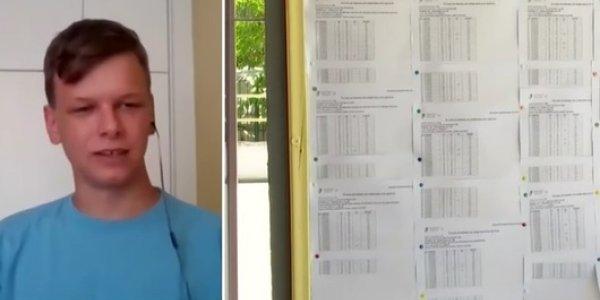 Δ. Καρακώστας: Σάρωσε στις Πανελλαδικές-Έχασε 2 γονείς από κορονοϊό