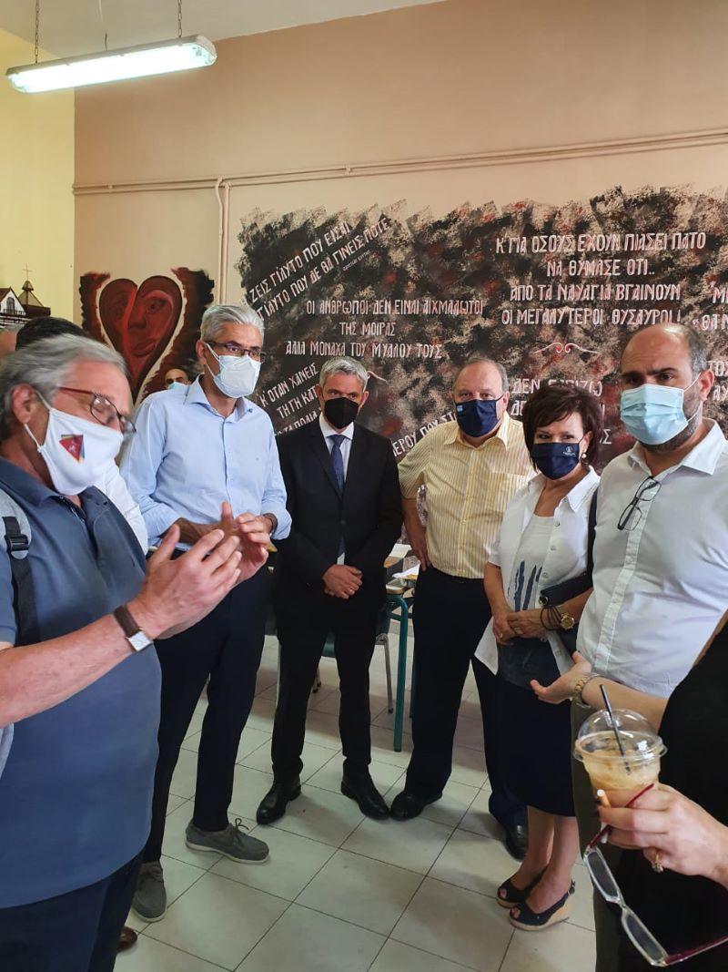 Νέα εποχή για τις φυλακές Αγίου Στεφάνου Πατρών - Τα έργα αναβάθμισης