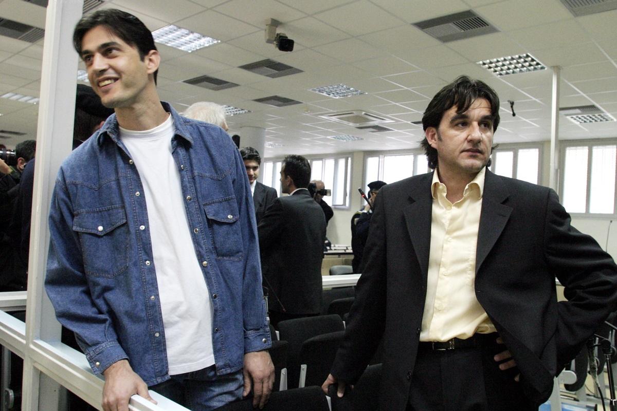 Αποφυλακίστηκε ο Ηρακλής Κωστάρης της 17Ν - Είχε δολοφονήσει τον Μπακογιάννη