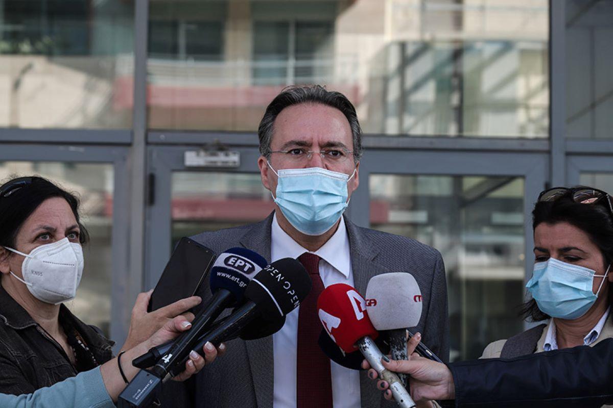 Παρέμβαση του Θ. Καμπαγιάννη για τις εκλογές του Δικηγορικού Συλλόγου Αθηνών