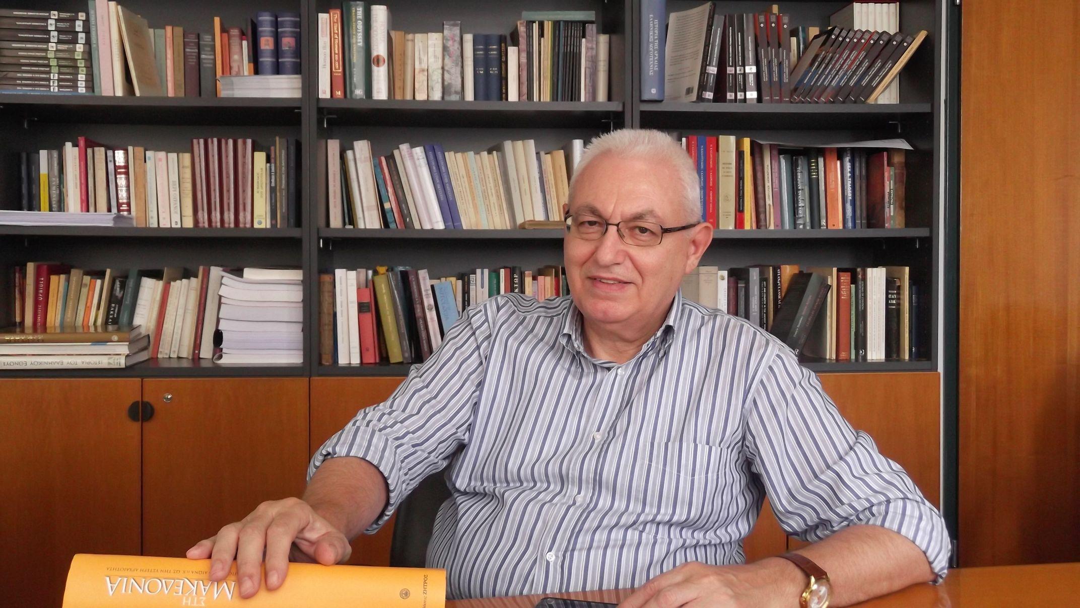 Θεσσαλονίκη: Απαγχονισμένος ο καθηγητής του ΑΠΘ Ιωάννης Καζάζης
