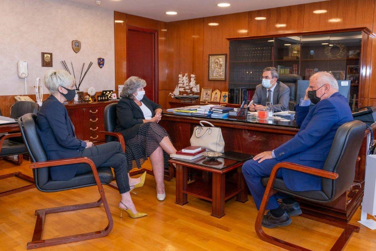 Oρκωμοσία των επικεφαλής του Σ.Ε.Ε.Κ. - Ποιοι δικαστές ανέλαβαν