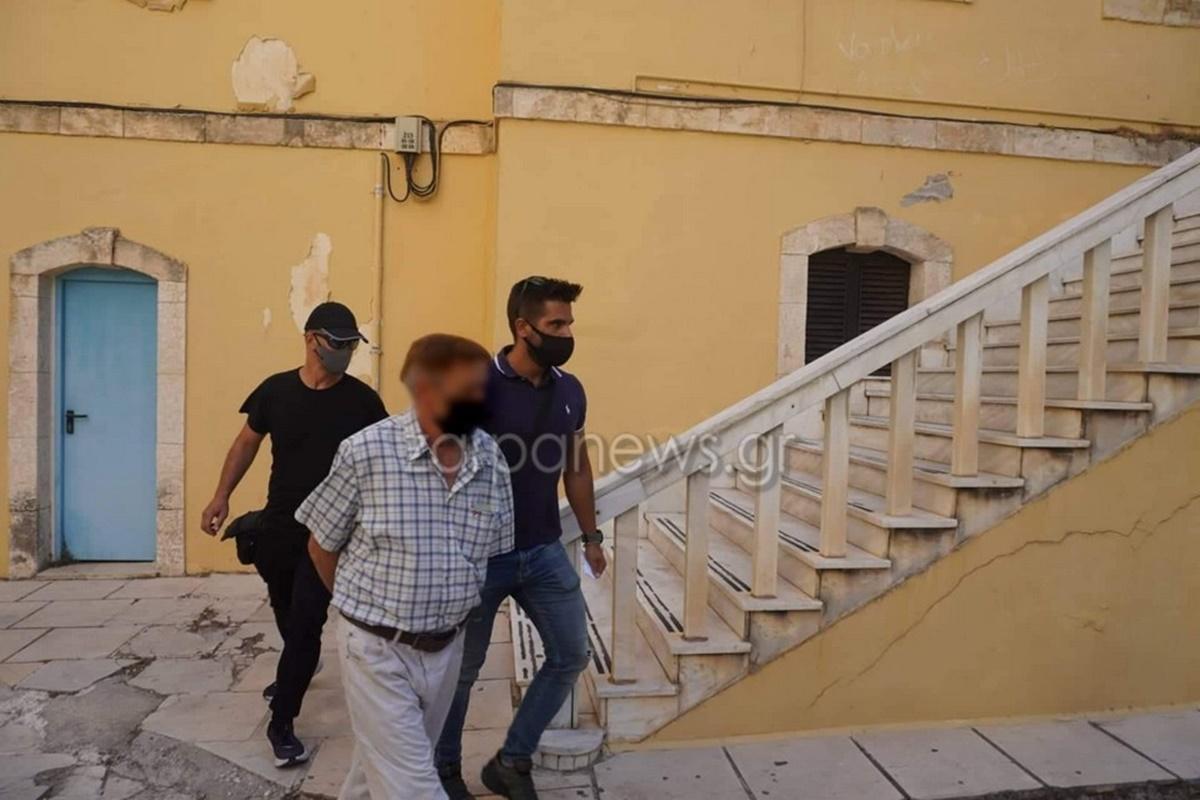 Χανιά: Στον ανακριτή ο πατέρας – Αύριο η απολογία για κακοποίηση του γιου του – ΒΙΝΤΕΟ – ΦΩΤΟ