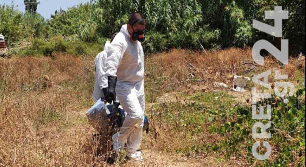 Σε εξέλιξη το θρίλερ στο Ρέθυμνο με το πτώμα που βρέθηκε στο βαρέλι – Πρόκειται για έγκλημα – Οι πρώτες εκτιμήσεις των ιατροδικαστών – ΦΩΤΟ