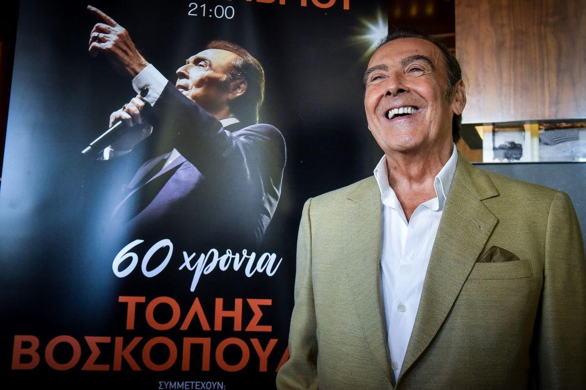 Τόλης Βοσκόπουλος: Πέθανε ο πρίγκιπας του ελληνικού λαϊκού τραγουδιού