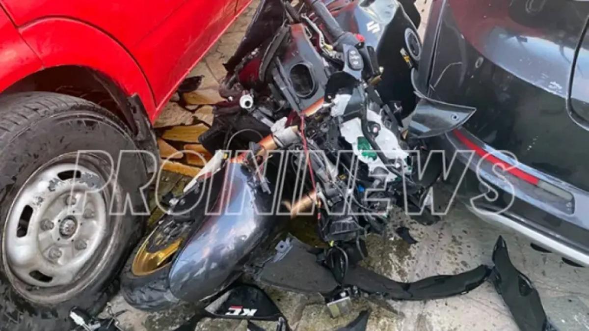 ΒΙΝΤΕΟ ΝΤΟΚΟΥΜΕΝΤΟ από το τροχαίο στην Καβάλα με τους τρεις νεκρούς