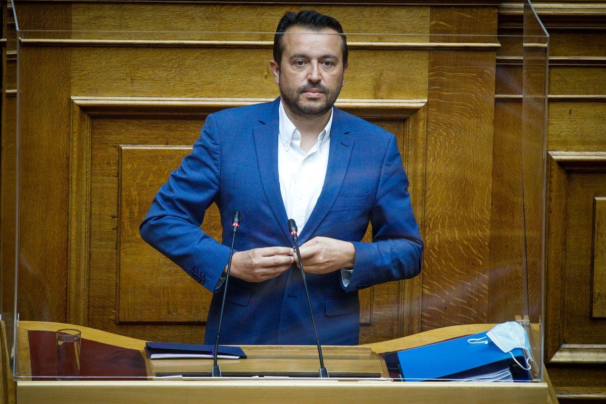 Νίκος Παππάς: Αρχή με ενστάσεις στη συγκρότηση δικαστικού συμβουλίου