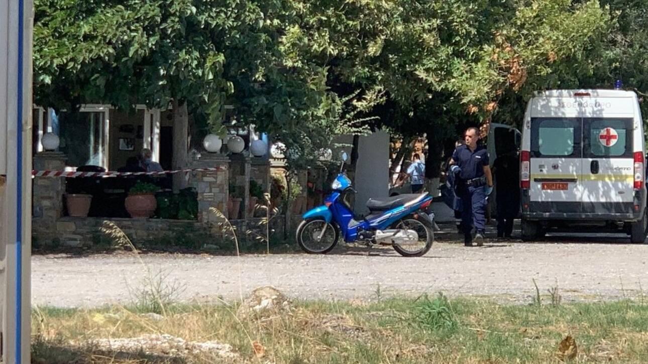 Νέα γυναικοκτονία στη Λάρισα: Δολοφόνησε τη σύζυγο του μέσα στην ταβέρνα του αδερφού της