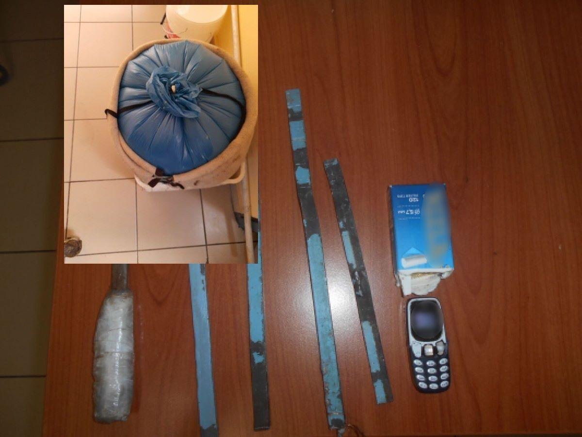 """""""Λαγούς"""" έβγαλαν οι έρευνες στις φυλακές σε Χανιά και Τρίκαλα – ΦΩΤΟ"""