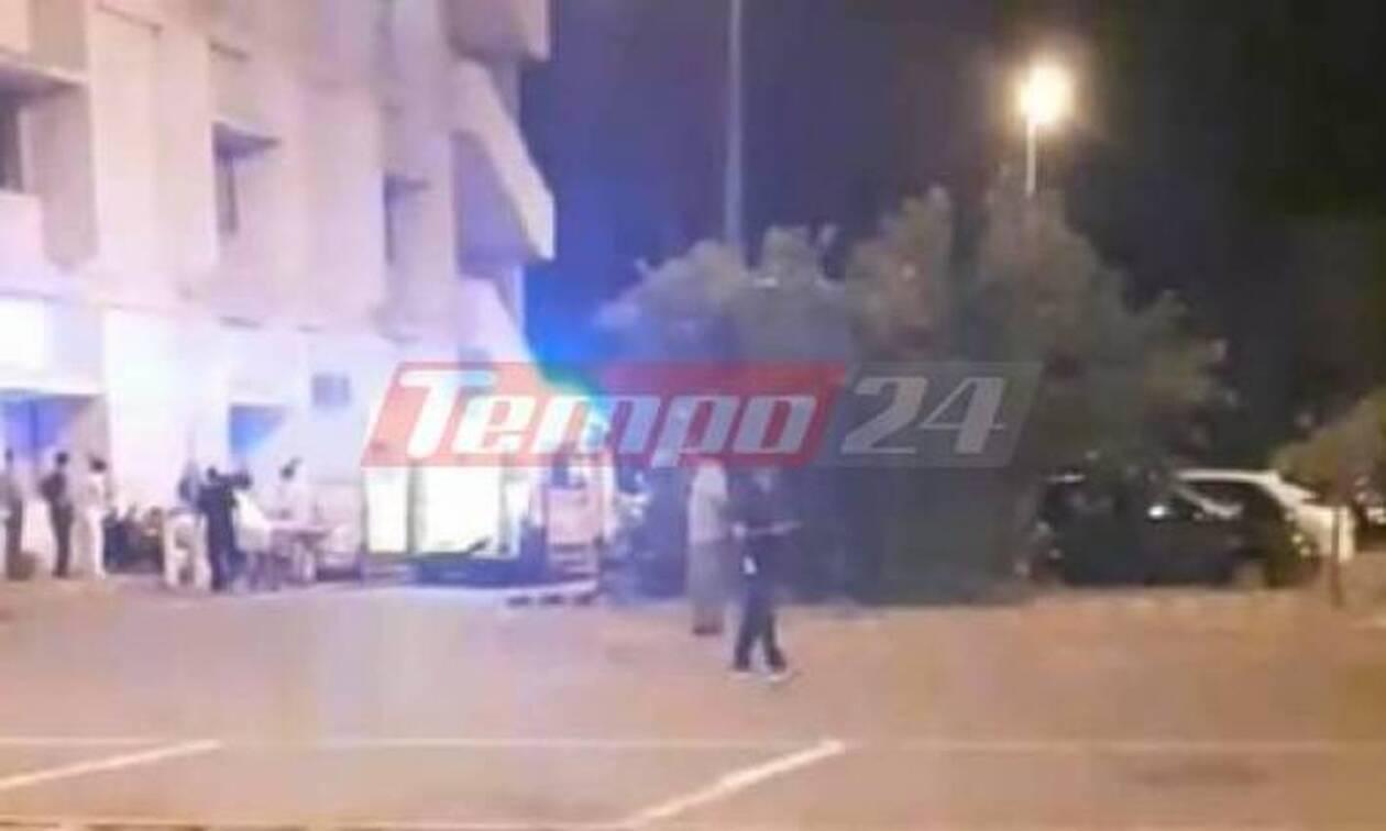 Σοκ στην Πάτρα: Νύχτα τρόμου στο Πανεπιστημιακό Νοσοκομείο – Γυναίκα βούτηξε στο κενό – ΒΙΝΤΕΟ