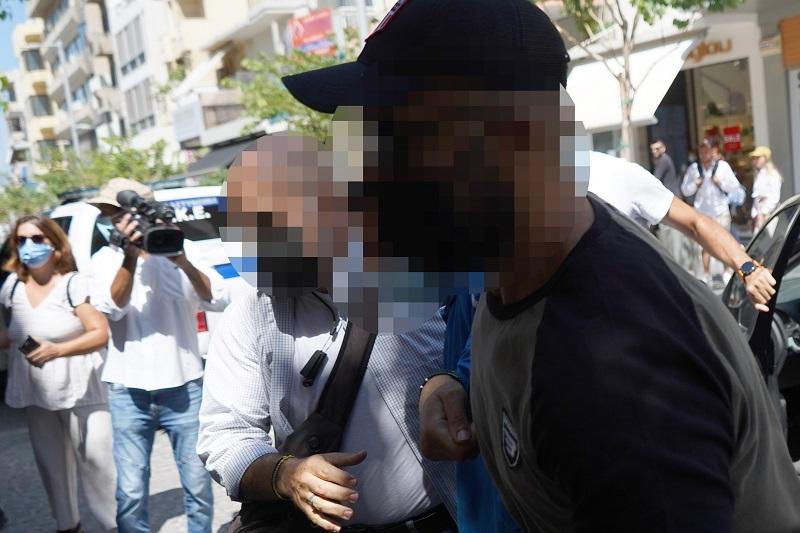 Ένταση στο Ηράκλειο: Στον εισαγγελέα ο δολοφόνος του κτηνοτρόφου