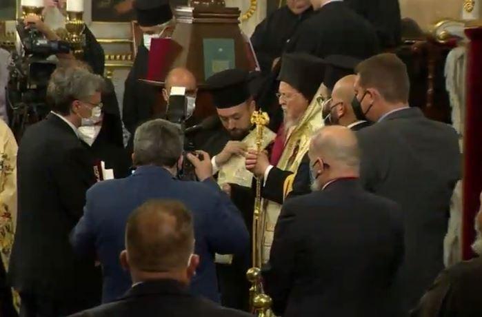 Ο Σωτήρης Τσιόδρας χειροθετήθηκε σε Άρχοντα Οφφικιάλιο