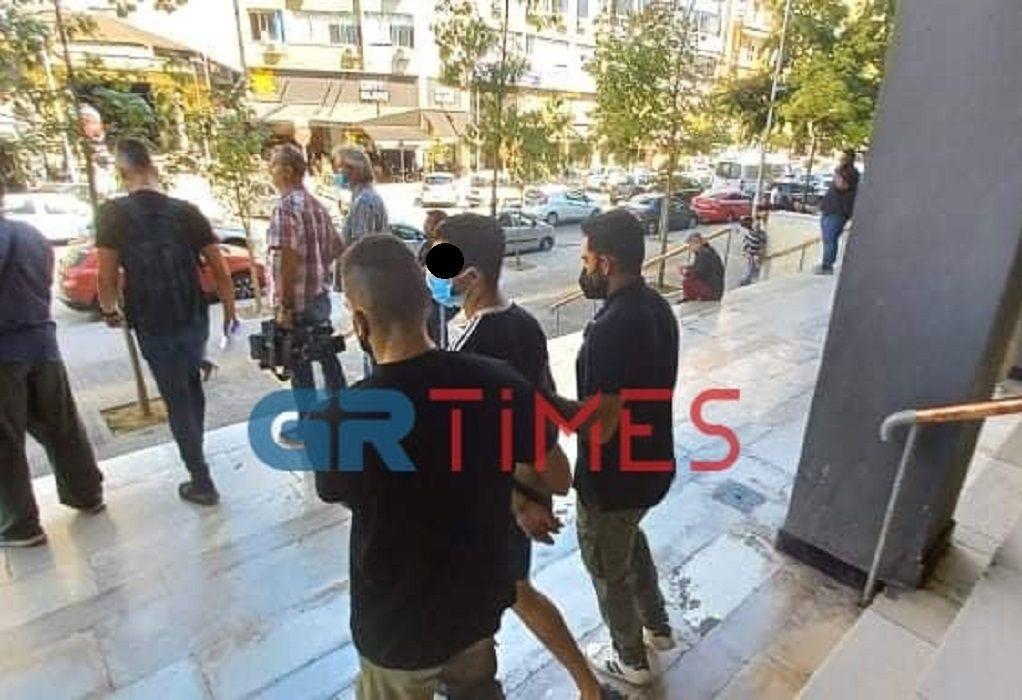 Θεσσαλονίκη: Προφυλακιστέος ο 20χρονος για τον φόνο 24χρονου