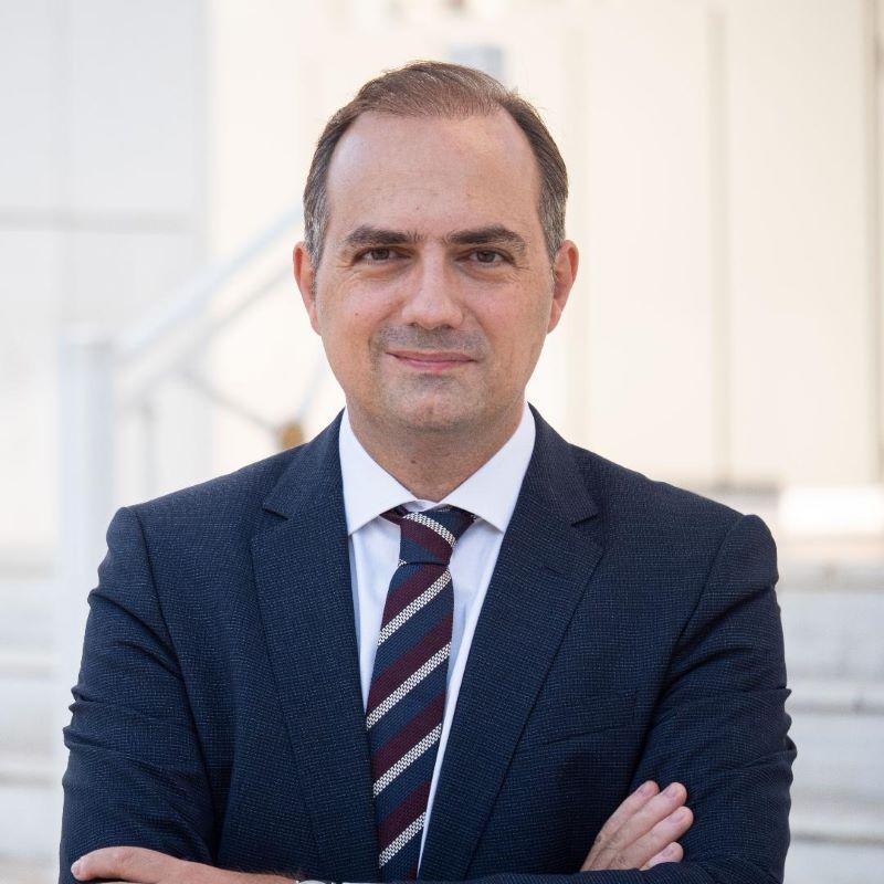 Δ. Αναστασόπουλος: Ανακοίνωση υποψηφιότητας για την Προεδρία ΔΣΑ
