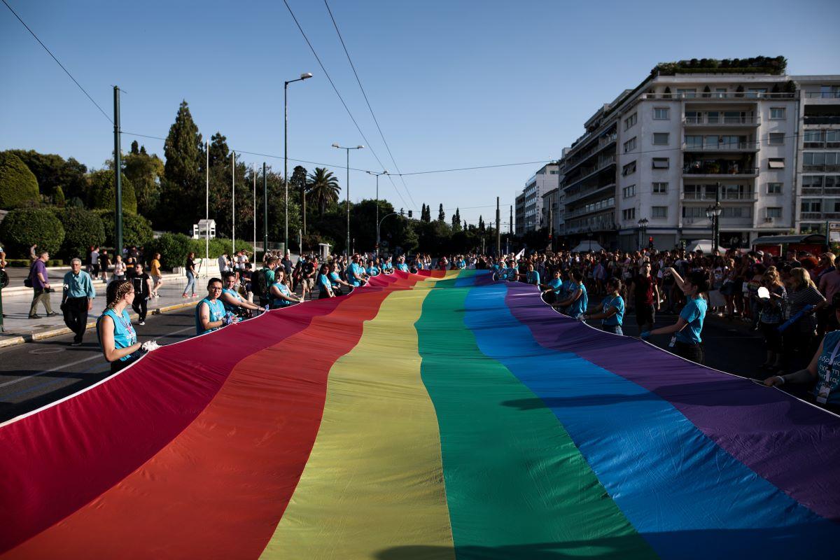 To Σάββατο το Athens Pride στην Αθήνα