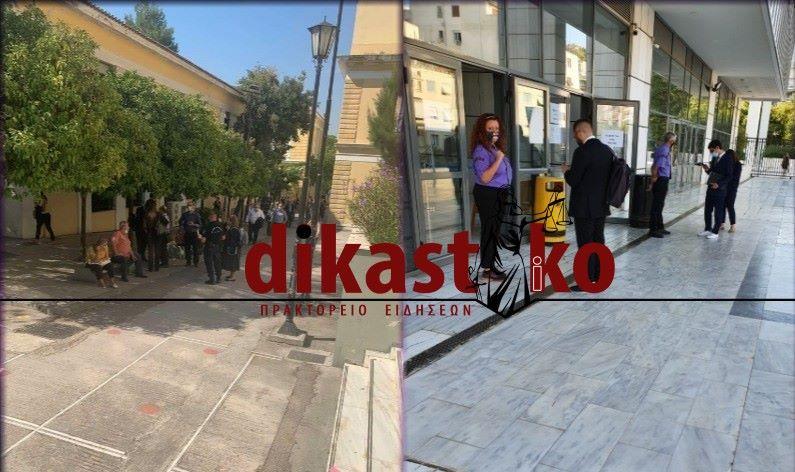 """Φωτορεπορτάζ του dikastiko.gr από το άνοιγμα των δικαστηρίων: Κερδήθηκε το """"στοίχημα"""" της ομαλής επαναλειτουργίας της Δικαιοσύνης"""