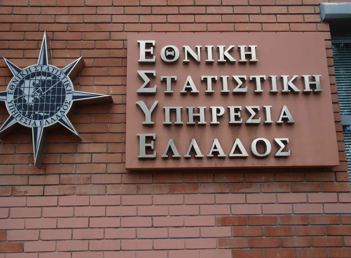 ΕΛΣΤΑΤ: Άλμα 16,2% στον ρυθμό ανάπτυξης το δεύτερο τρίμηνο
