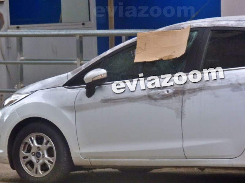 Εύβοια: Γιατί παραμένει έξω από την Αστυνομική Διεύθυνση το αυτοκίνητο του Διοικητή που βρέθηκε νεκρός; – ΦΩΤΟ