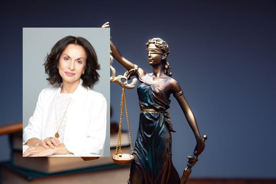 """Η πρόεδρος του Αρείου Πάγου χτυπάει καμπανάκι: """"Ο μικρός αριθμός των δικαστών που καθυστερούν έχει επίπτωση στο κύρος της δικαιοσύνης"""""""