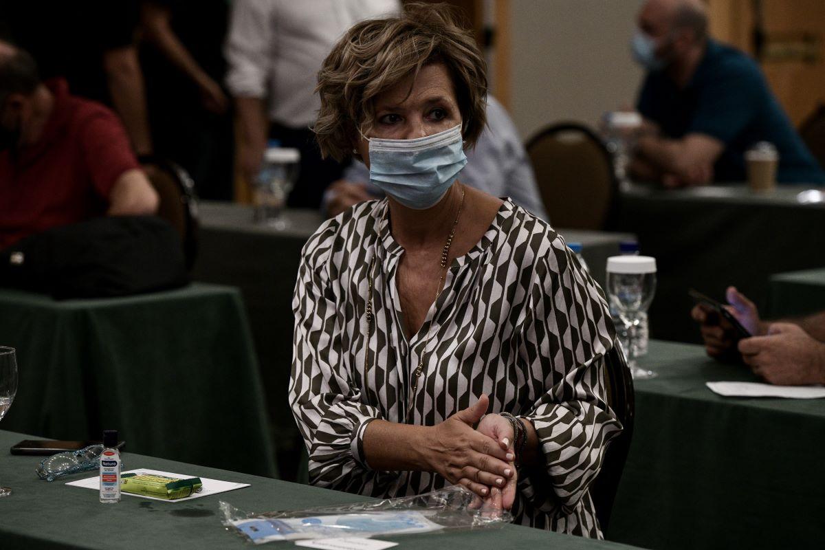 Γεροβασίλη: Aπάνθρωπο το μέτρο αναστολής εργασίας των υγειονομικών – Τι είπε για την υπουργοποίηση Πλεύρη – BINTEO