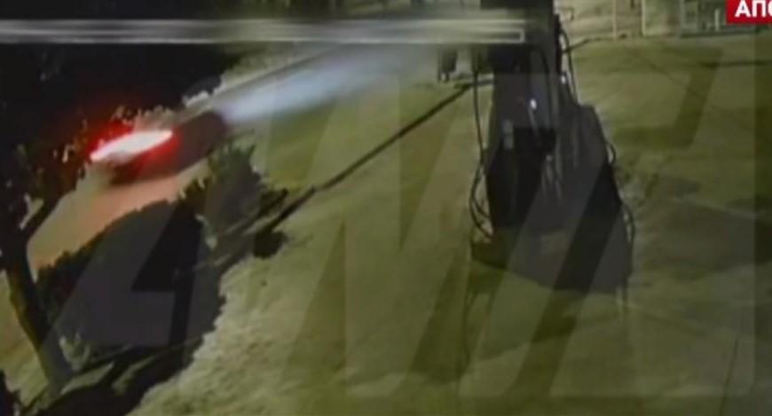 Mad Clip-τροχαίο: Νέο βίντεο ντοκουμέντο από την μοιραία πορεία του αυτοκινήτου