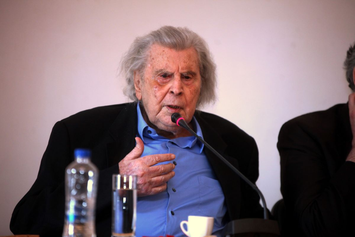 Πέθανε ο συνθέτης σύμβολο της Ελλάδας, Μίκης Θεοδωράκης