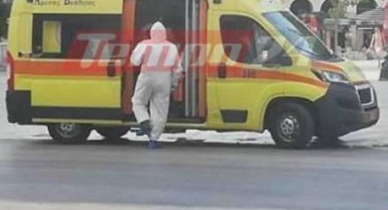 Πάτρα: 5.000 ευρώ πρόστιμο σε 20χρονο που το έσκασε από το νοσοκομείο με κορονοϊό