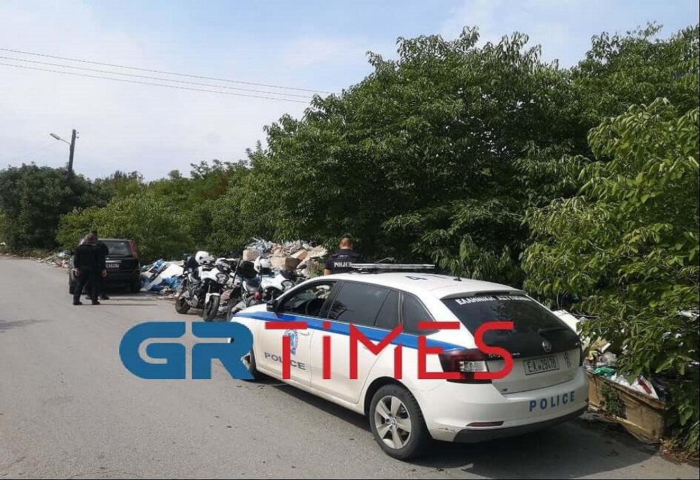 Θρίλερ στη Θεσσαλονίκη: Βρέθηκε πτώμα άνδρα σε ερημική περιοχή – ΒΙΝΤΕΟ – ΦΩΤΟ
