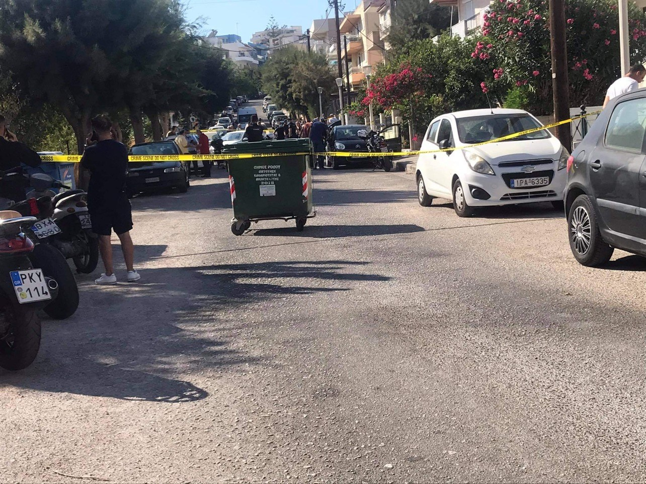 Ρόδος: Σκότωσαν γυναίκα στη μέση του δρόμου-Αυτοκτόνησε ο δράστης