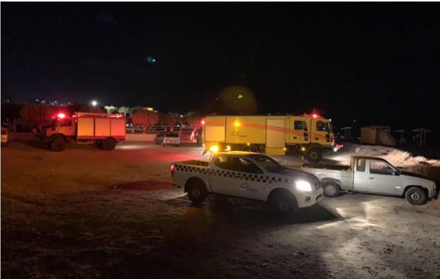 Πτώση αεροσκάφους Τσέσνα στη Σάμο: Νεκροί οι δύο επιβαίνοντες – ΒΙΝΤΕΟ – ΦΩΤΟ