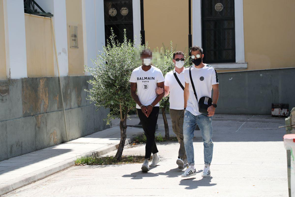 Ρούμπεν Σεμέδο: Ελεύθερος με εγγύση 10.000 ευρώ