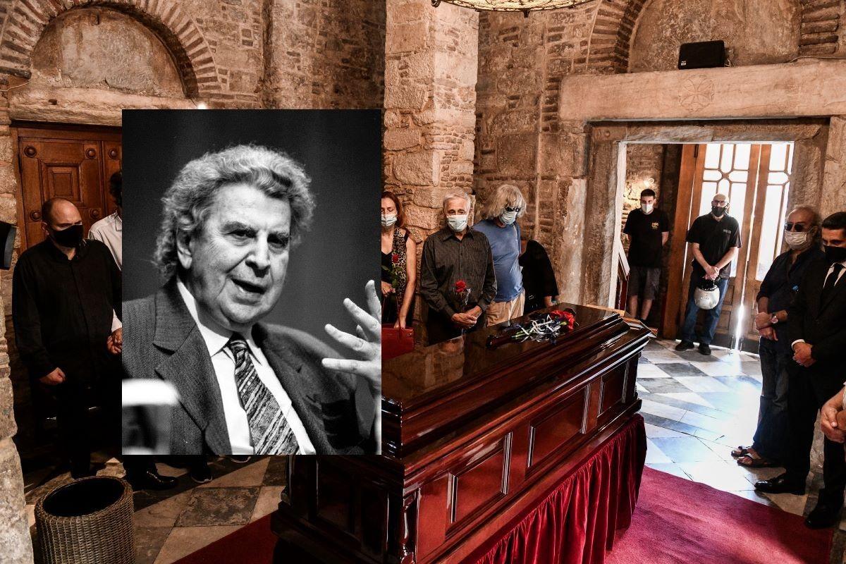 Μίκης Θεοδωράκης: Το δικαστήριο απαγορεύει στην κόρη του να έχει ανάμειξη στην κηδεία – Γίνεται σεβαστή η τελευταία του επιθυμία – BINTEO
