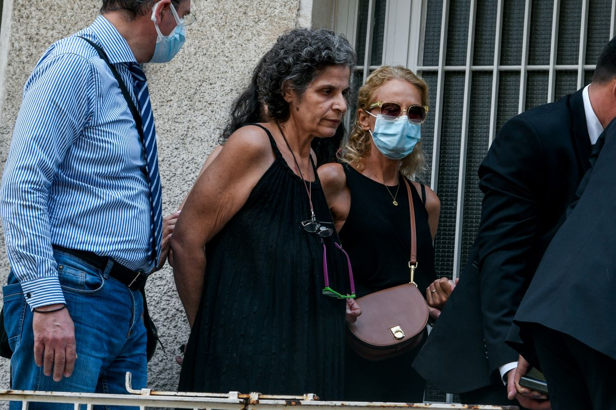 Μίκης Θεοδωράκης: Βγήκε από το νοσοκομείο η κόρη του, Μαργαρίτα