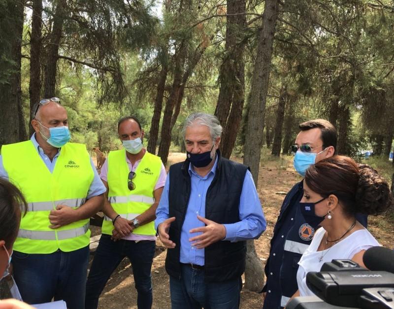 Στυλιανίδης-Σέιχ Σου: Η κλιματική αλλαγή τρέχει με πυρηνικές ταχύτητες