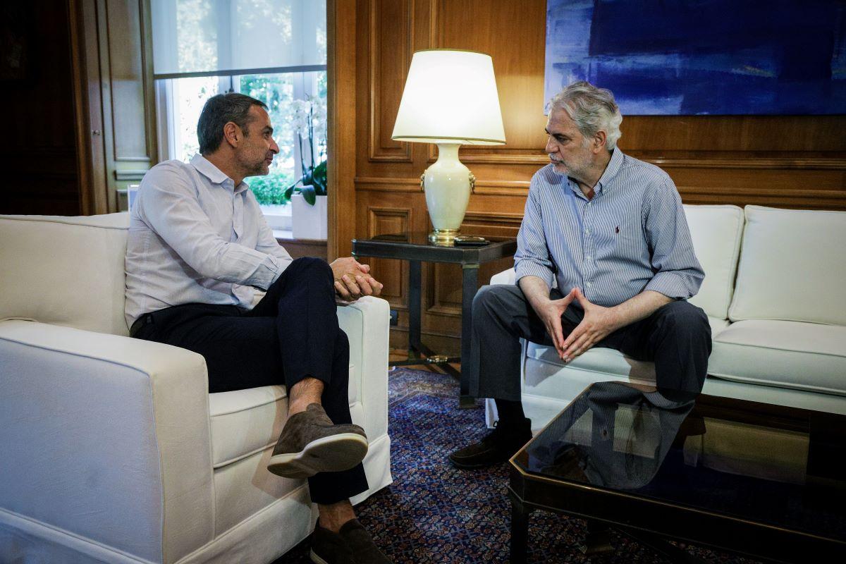 Νέος υπουργός Πολιτικής Προστασίας ο Χρήστος Στυλιανίδης-Ποιος είναι