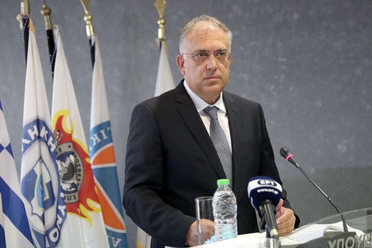 Θεοδωρικάκος: Η ασφάλεια των πολιτών πρέπει να ενώνει τους Έλληνες