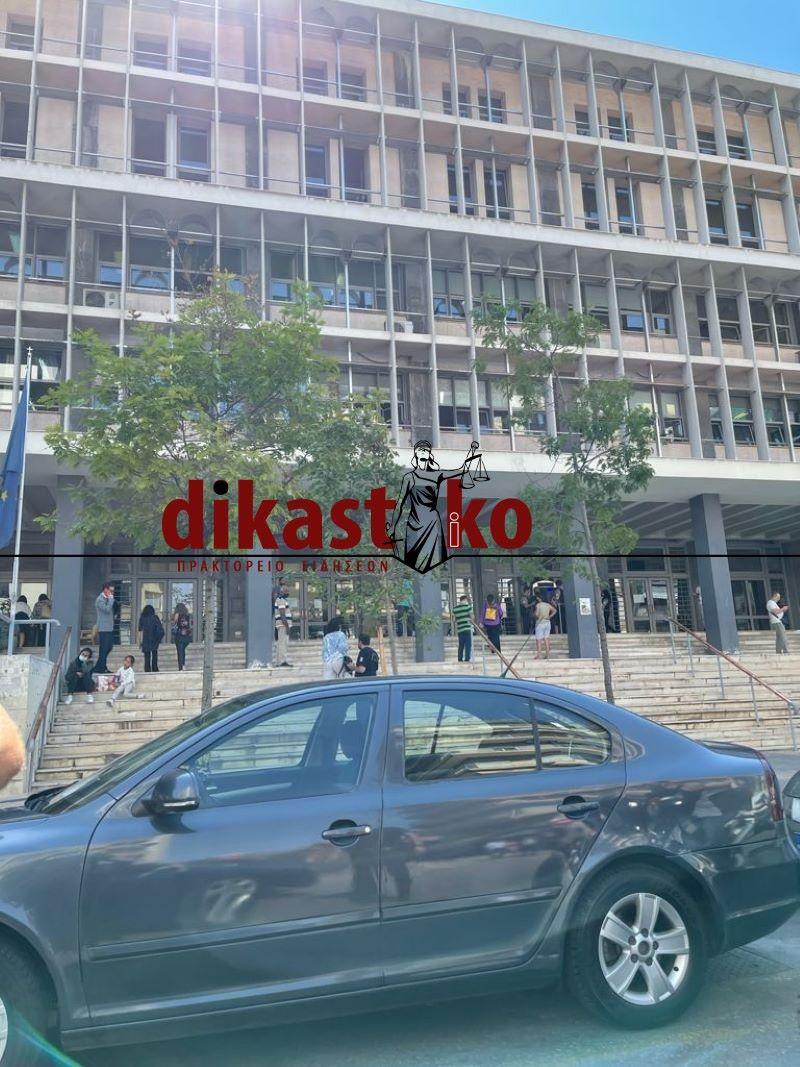 Φωτορεπορτάζ του dikastiko.gr από το άνοιγμα των δικαστηρίων