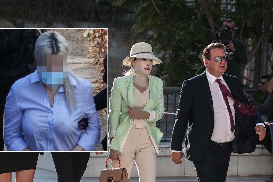 """Απολογία για επίθεση με βιτριόλι: Θα """"ξεκλειδώσει"""" η Έφη το μυστικό της επίθεσης στην Ιωάννα;"""