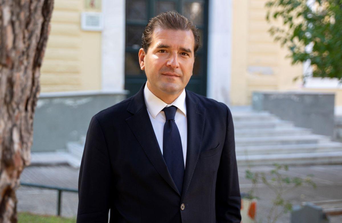 Χάρης Κονδύλης-Υποψήφιος Πρόεδρος Δ.Σ.Α.: «ΔΙΕΚΔΙΚΩ Δικαιοσύνη για όλους τους δικηγόρους»