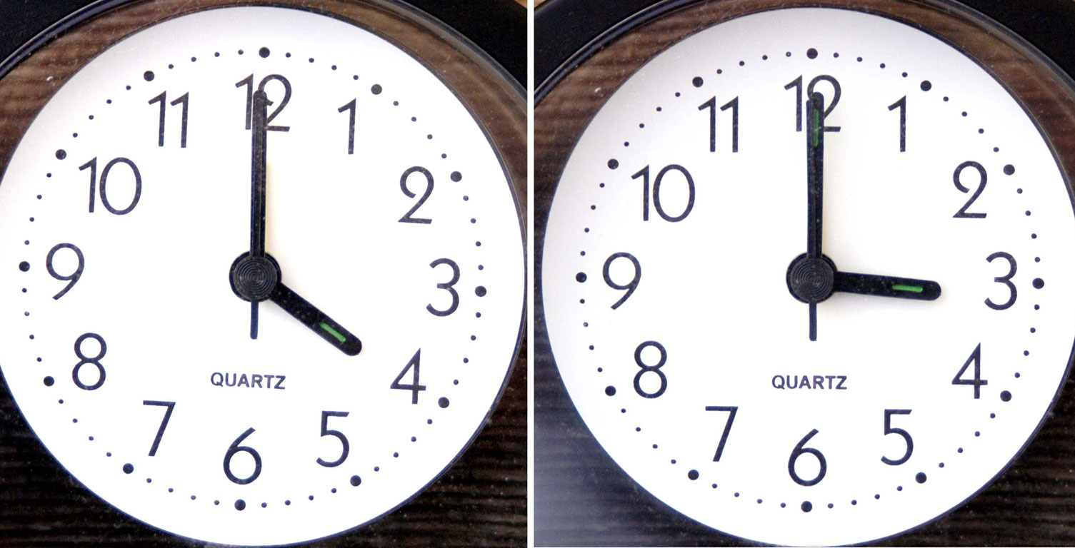 Είναι οριστικό! Και φέτος θα αλλάξουμε την ώρα στα ρολόγια μας σε… χειμερινή – Δείτε πότε