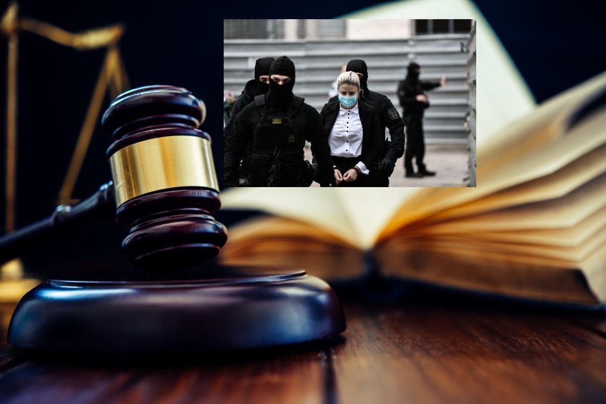 """Απολογία για την επίθεση με το βιτριόλι: Όλοι οι διάλογοι της Έφης με τους δικαστές – Πώς """"αιτιολόγησε"""" την επίθεση"""