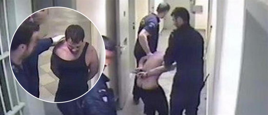 Δολοφονία Καρέλι σωφρονιστικοί υπάλληλοι