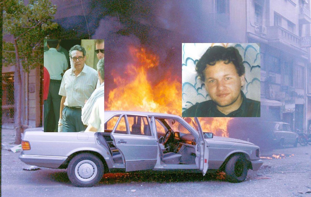 ΦΩΤΟ ΝΤΟΚΟΥΜΕΝΤΟ – Όταν το αυτοκίνητο του Ι. Παλαιοκρασσά γινόταν στόχος επίθεσης με ρουκέτες της 17Ν στην οποία πέθανε ο Θάνος Αξαρλιάν