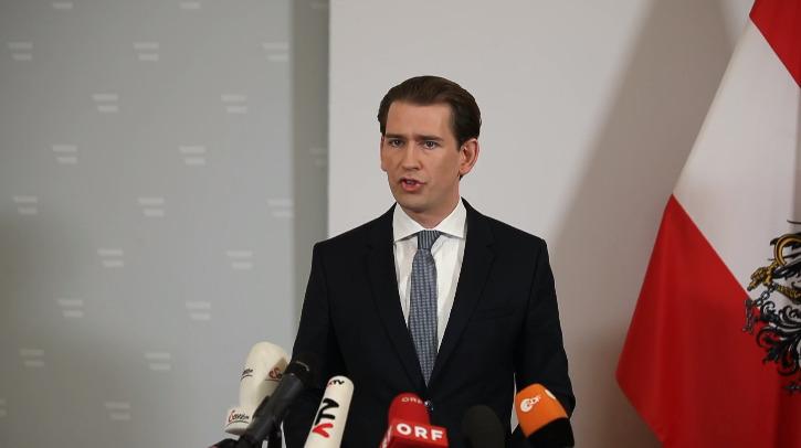 Αυστρία: Παραιτήθηκε ο καγκελάριος Σεμπάστιαν Κουρτς μετά το σκάνδαλο διαφθοράς