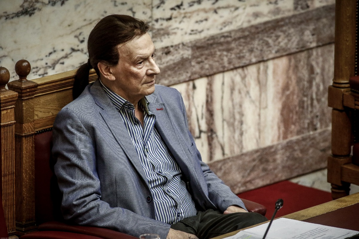 """""""Έφυγε"""" από τη ζωή ο πρώην υπουργός του ΣΥΡΙΖΑ Τάσος Κουράκης"""