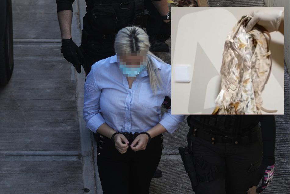 Επίθεση με βιτριόλι: Σοκάρουν οι νέες φωτογραφίες με τα λιωμένα ρούχα της Ιωάννας