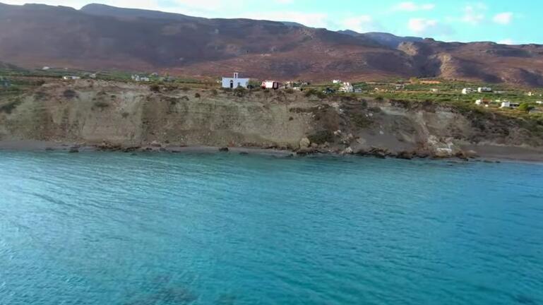 Ο σεισμός στην Κρήτη βοήθησε την Αστυνομία να εντοπίσει χασισοφυτεία